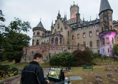 Marienburg Illumination Einstellungen