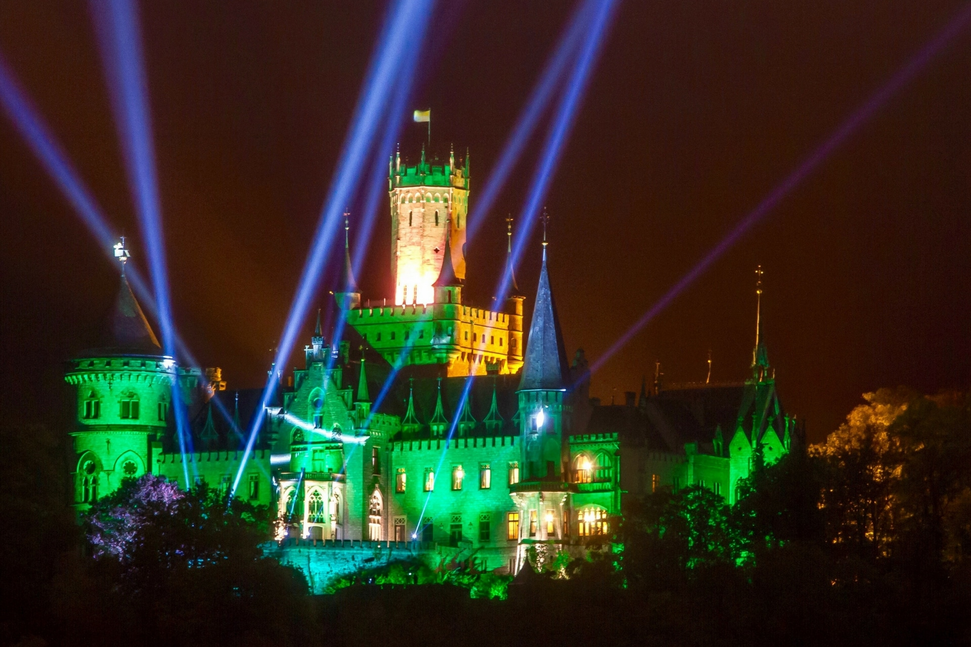 Marienburg Illumination 1