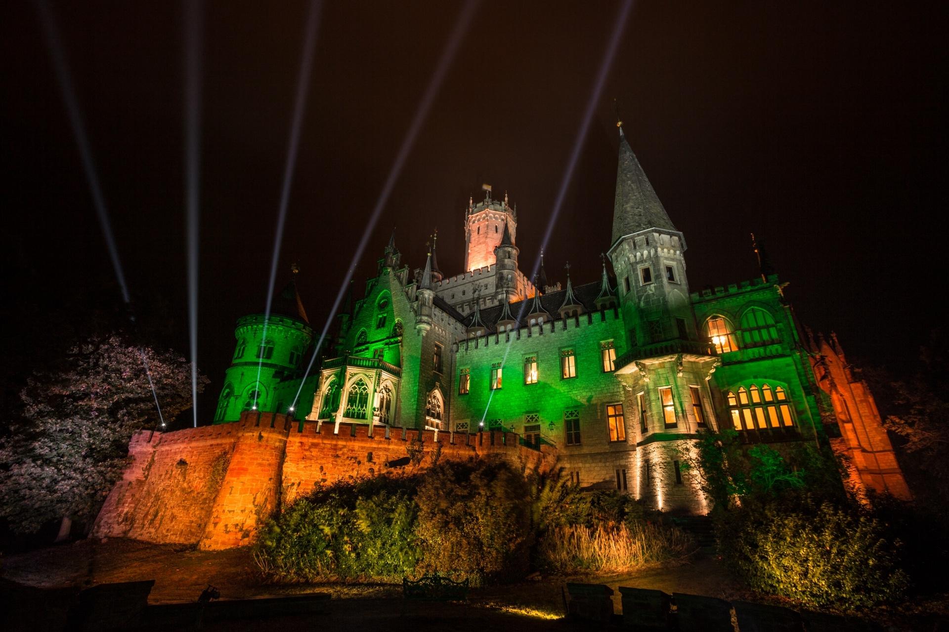Marienburg Illumination 3