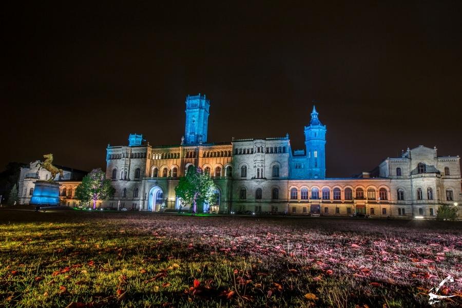 Uni Hannover Illuminationskalender
